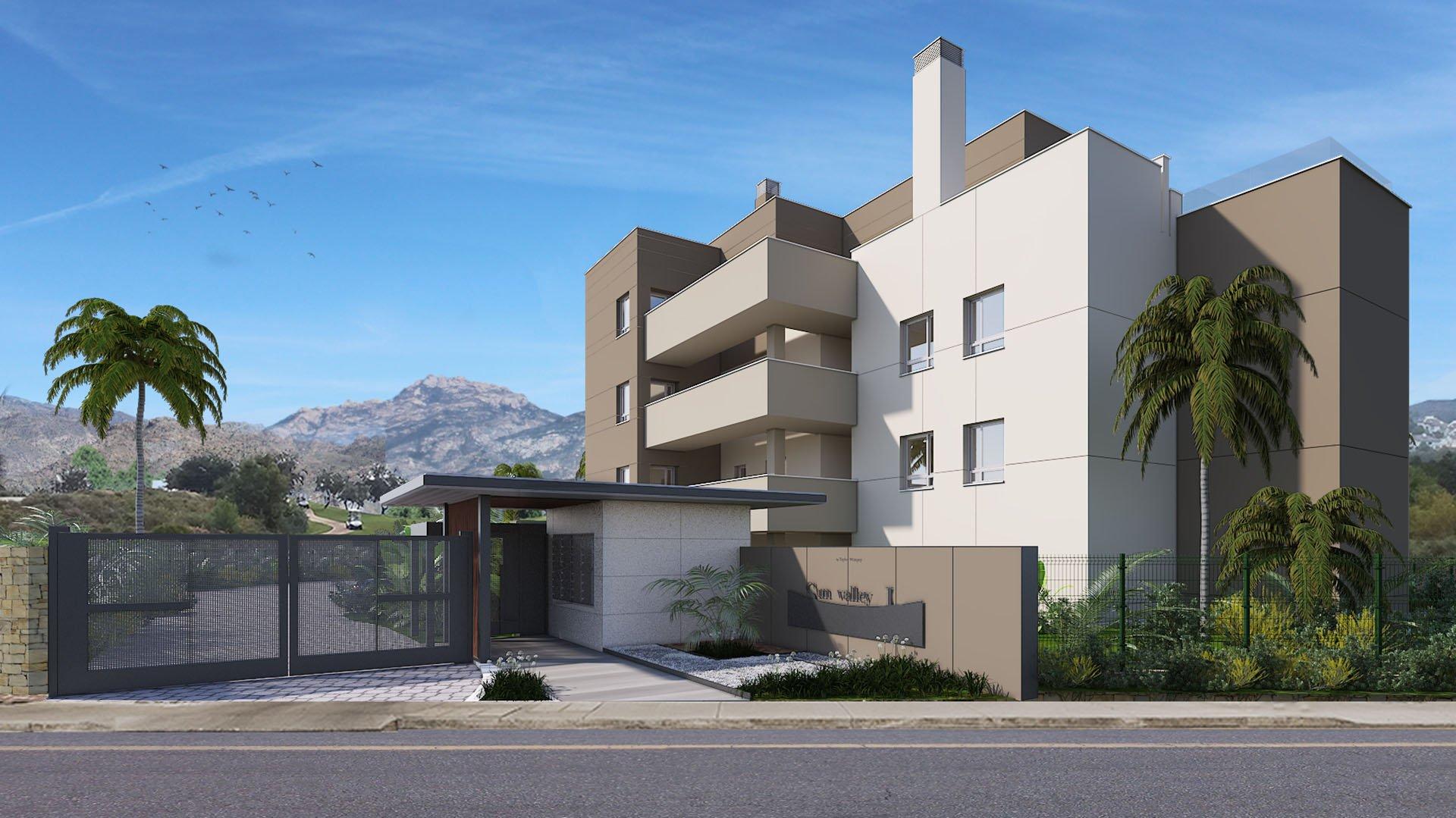 Sun Valley: Appartementen in La Cala Golf verweven in het idyllisch landschap