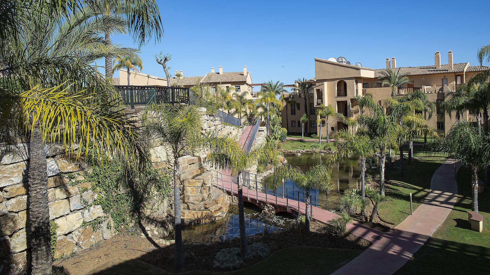 The Hacienda Collection: Appartementen in een prestigieuze urbanisatie in Benahavís