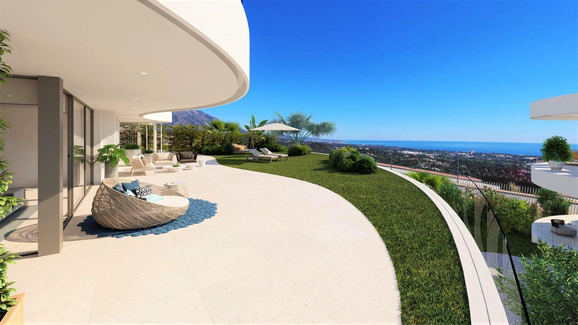 The View Marbella: Luxe appartementen op een exclusieve locatie in Benahavís