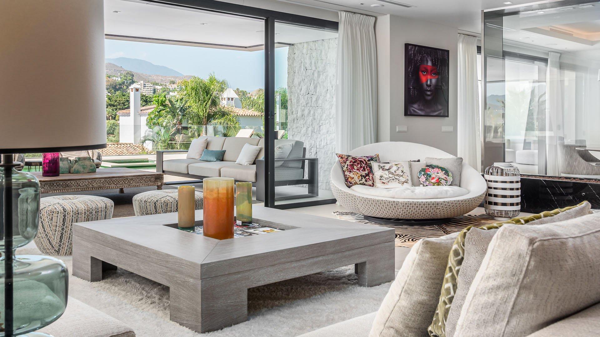 Villa Tucan 22: Spectaculaire luxe villa in het hart van Marbella