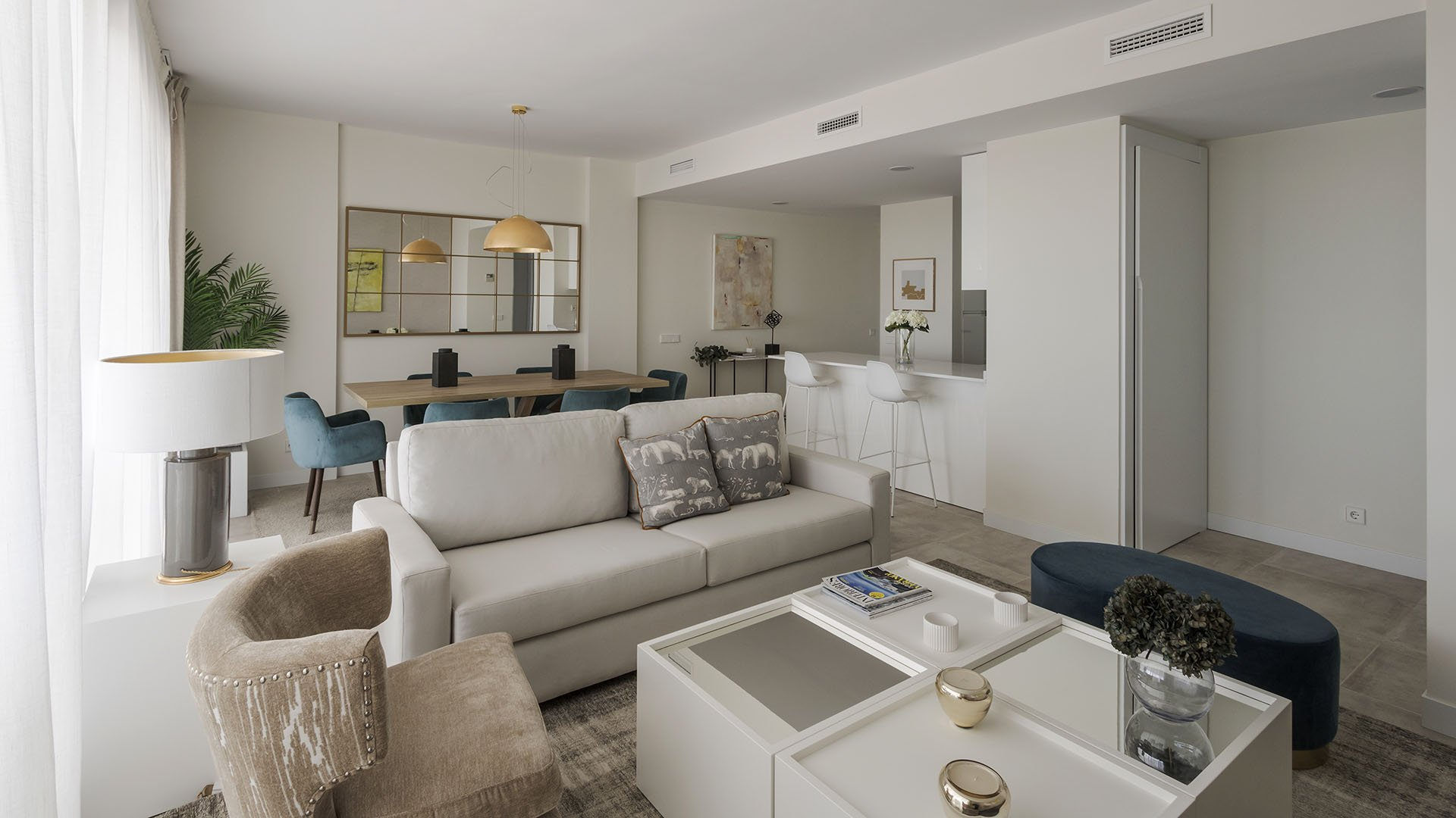 Vanian Gardens: Contemporary apartments on the New Gold Mile