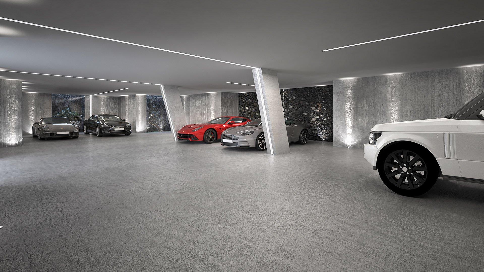 Villa Albinoni: Moderne luxe villa in Sierra Blanca