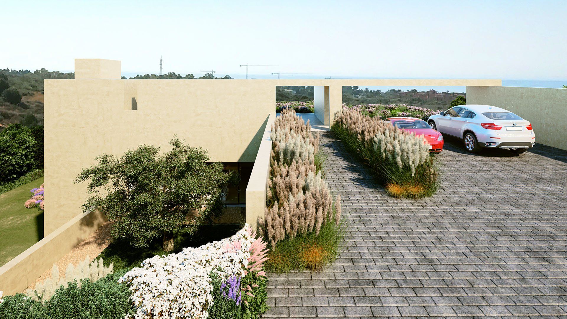 Villa Flamingo 17: Phenomenal luxury villa with impressive panoramic views
