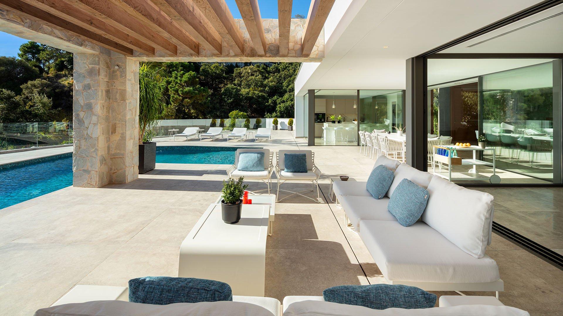 Villa Lupi: Magnificent villa in La Quinta, Marbella
