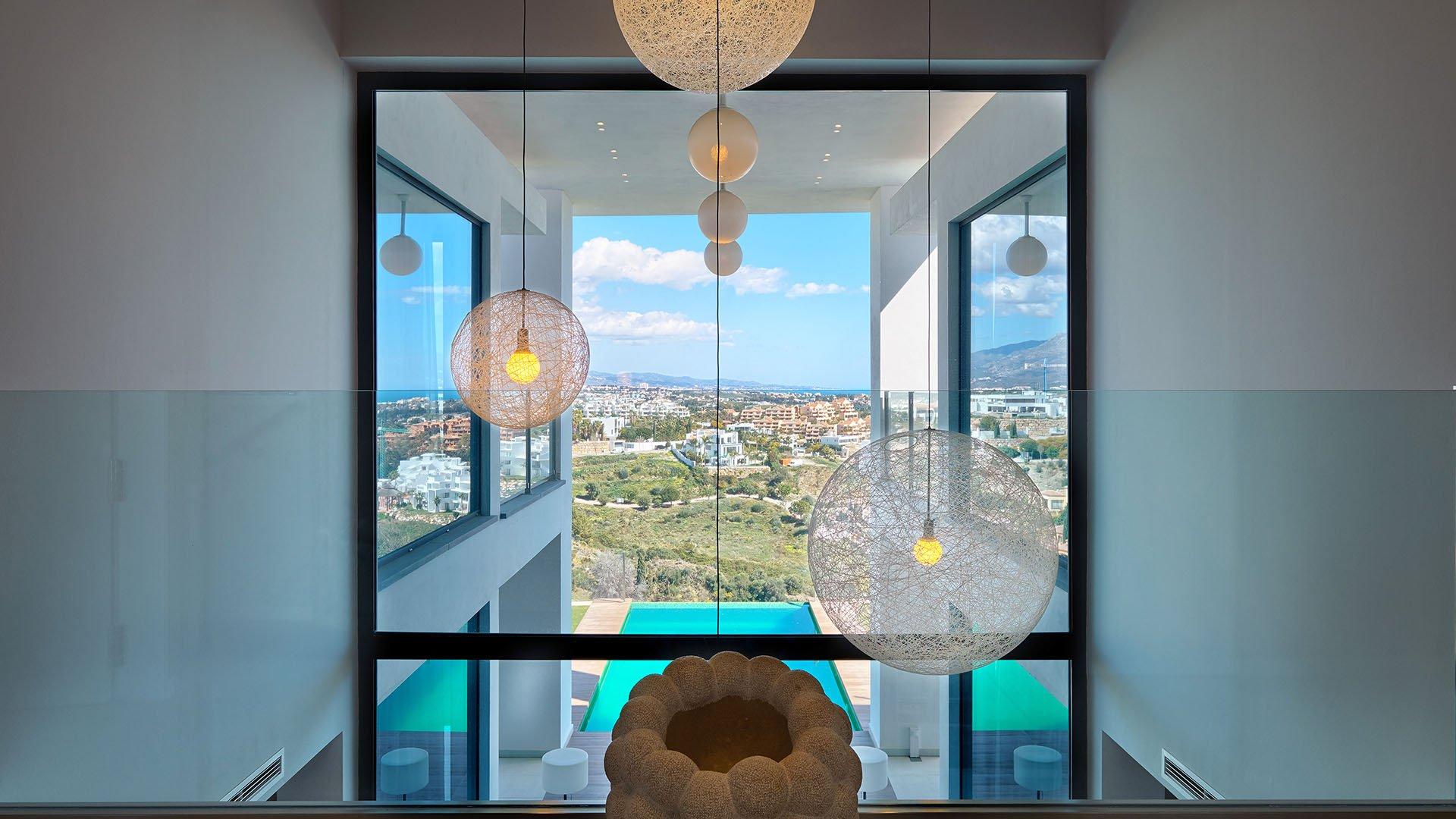 Villa Nueva Atalaya: Moderne villa in Nueva Atalaya