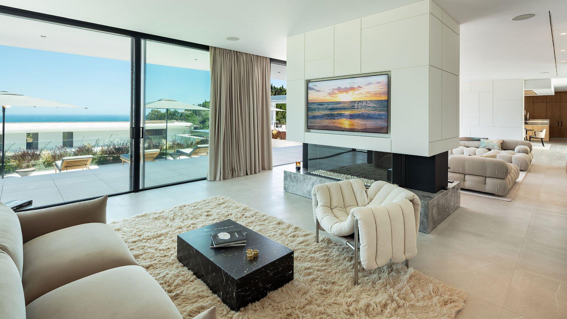 Villa Sienna: Sensational villa in Marbella surrounded by nature