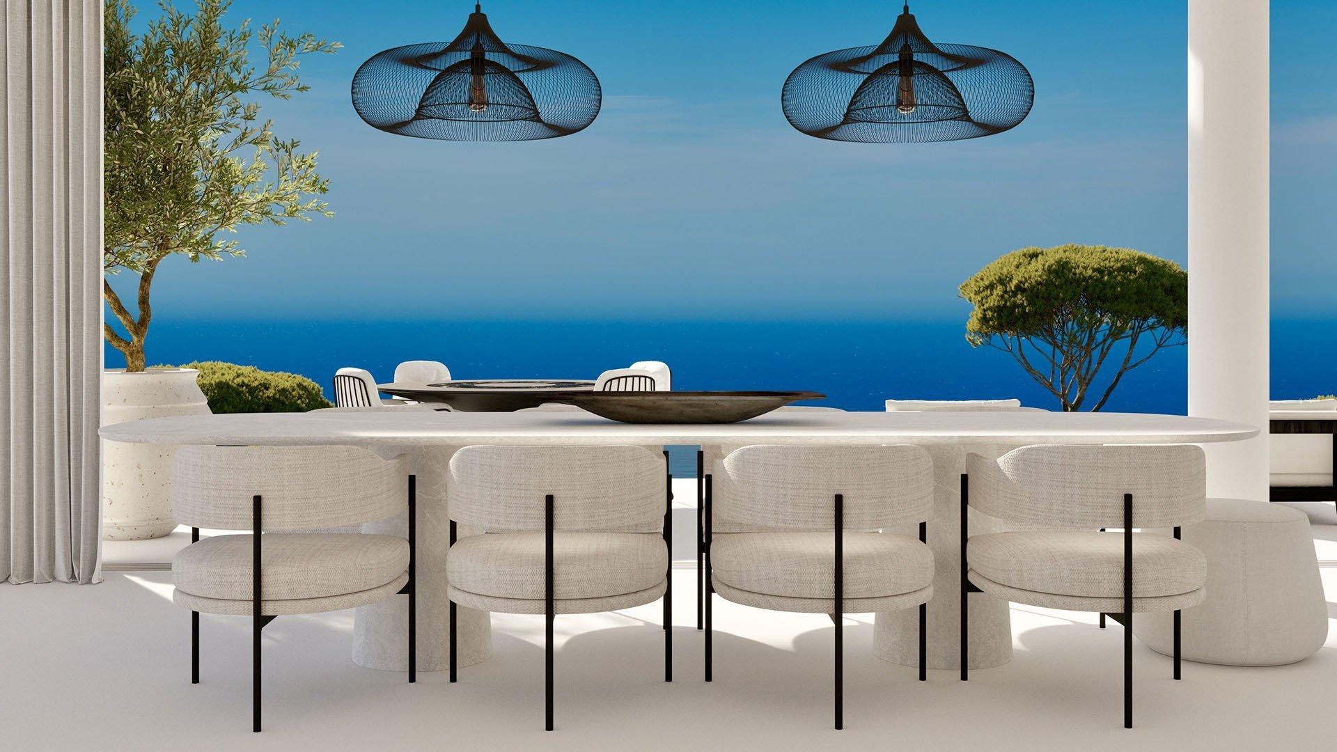 Vista Lago: Impressive designer villas in an exceptional location in Marbella