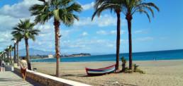 estepona Playa de la Rada Estepona beach long uai