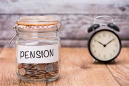gezondheidszorg pensioen uai