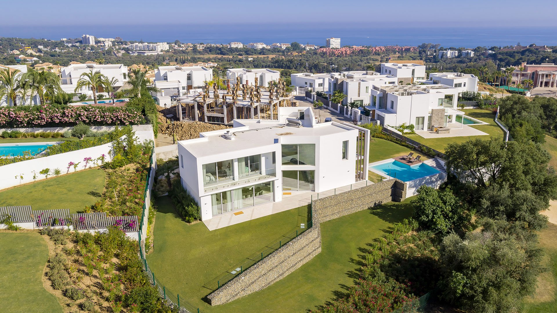 Icon Signature Villas : Fenomenale luxe villa's in Marbella
