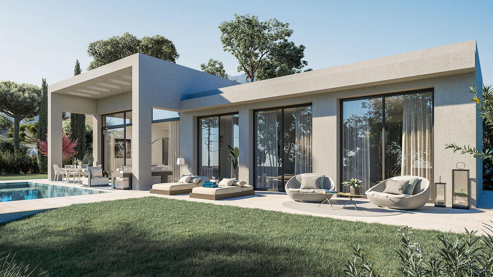 La Finca de Jasmine: Modern luxury villa in Benahavís