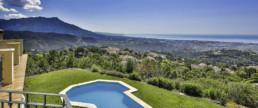 la zagaleta zicht vanuit villa uai
